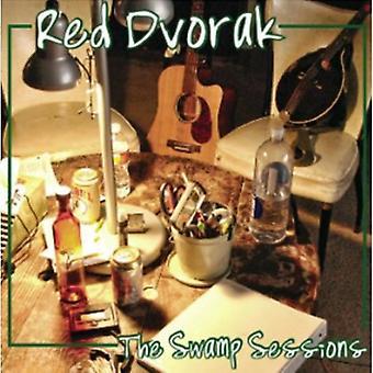 Rød Dvorak - sump sessioner [CD] USA importerer