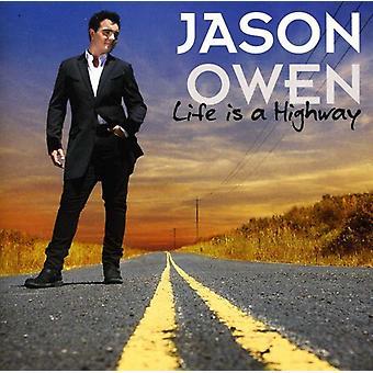 Jason Owen - vita è un'importazione USA Highway [CD]