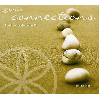 Forbindelser Audio CD - forbindelser Audio CD [CD] USA importerer