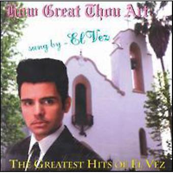 El Vez - hvor stor du kunst [CD] USA import