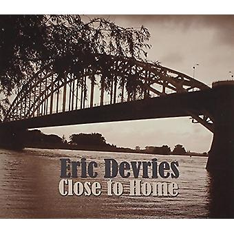 Eric Devries - Close to Me [CD] USA import