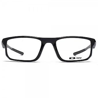 Oakley OX8049 Voltage Glasses In Shiny Black
