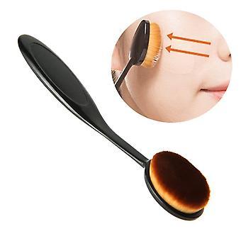 Boolavard 3stk/sæt Professional 15 farver Concealer Palette udgør creme Primer + oval blending brush + makeup fejlfri