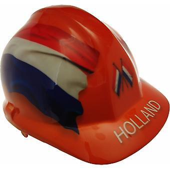 Holland Themed Hard Hat