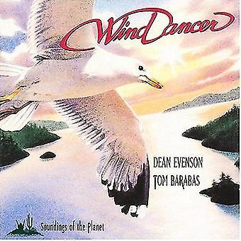 Evenson/Barabas - vind danser [CD] USA importerer