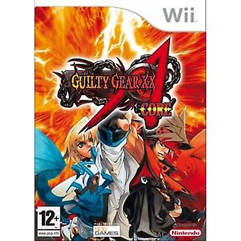 Guilty Gear Core (WII) (usato)