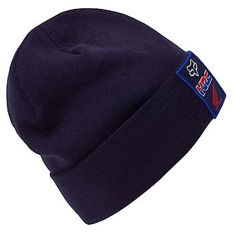 Fox Pit HRC Roll Beanie - Navy