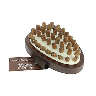 Hydrea Walnut Wood Cellulite Massager