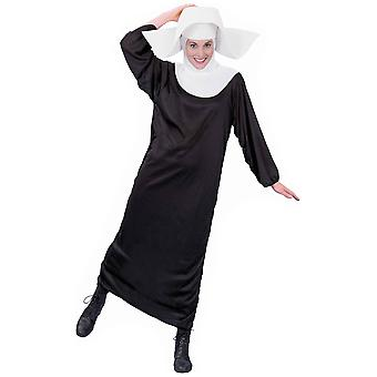 Nun Better Sister Biblical Religious Dress Up Women Costume