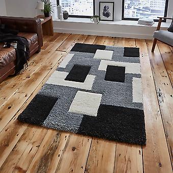 Mode snijwerk tapijten 7646 In grijs