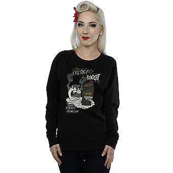 Looney Tunes Women's Taz Energy Boost Sweatshirt