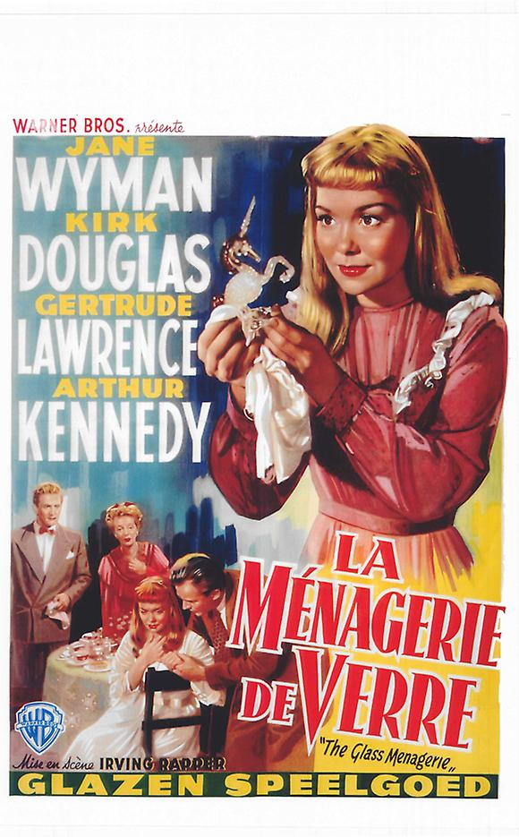 The Glass Menagerie Movie Poster (11 x 17)