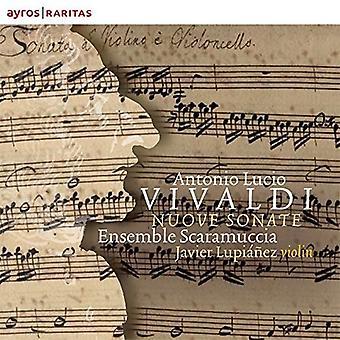 Vivaldi / Lupianez, Javier - Vivaldi: Nuove Sonate [CD] USA import
