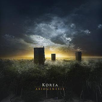 Korea - Abiogenesis [CD] USA importerer