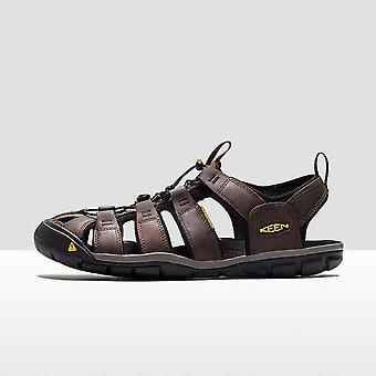 Keen Clearwater CNX Leather Men's Walking Sandals