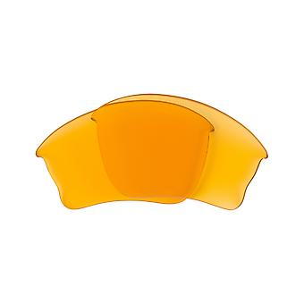 Best SEEK Replacement Lenses for Oakley Sunglasses HALF JACKET XLJ Amber