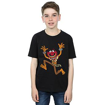 Disney Boys The Muppets Classic Animal T-Shirt