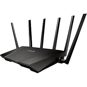 Asus RT-AC3200 WiFi router 2.4 GHz, 5 GHz 3.2 Gbi