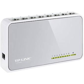 Network RJ45 switch TP-LINK TL-SF1008D 8 ports 100 Mbit/s