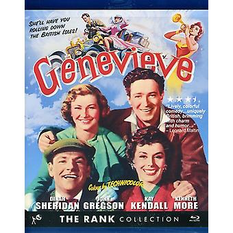Genevieve [Blu-ray] [BLU-RAY] USA import