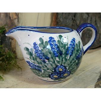 Bolesławiec Krug, max. 200 ml, unique 45 - Bunzlau pottery tableware - BSN 6647