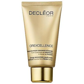 Decléor Paris Orexcellence Energy Concentrate Youth Mask 50 ml