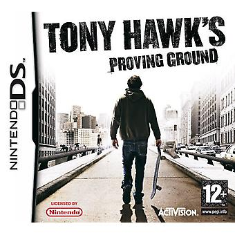 Tony Hawks Proving Ground (Nintendo DS)