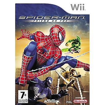 Spider-man Friend or Foe (Wii)