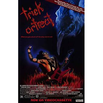 Trick or Treat Movie Poster (11 x 17)