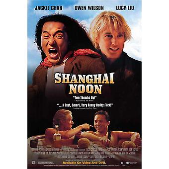 Shanghai Noon Movie Poster (11 x 17)