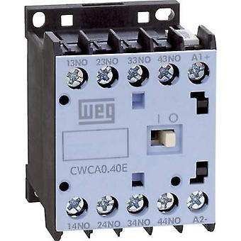 Contactor 1 pc(s) CWCA0-13-00D24 WEG 1 maker, 3 b