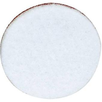 Polishing felt disc, medium hard Proxxon Micromot 28666 Diameter 50 mm