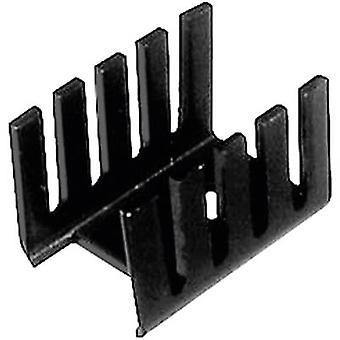 Kühlkörper 24 C/W (L x b x H) 19,05 x 13.21 x 9,53 mm bis 220 ASSMANN WSW V7236B1