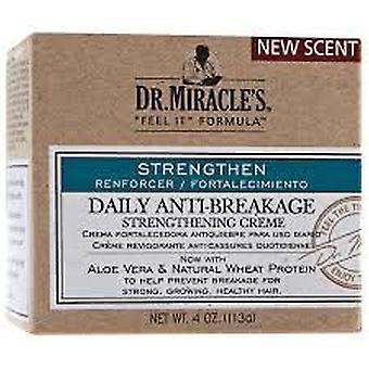 Dr. Miracle Daily Anti Breakage Creme 4oz