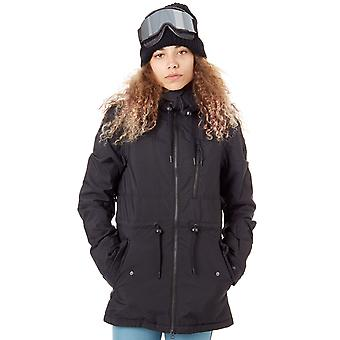 Oneill Black Out Eyeline Hybrid Womens Snowboarding Jacket