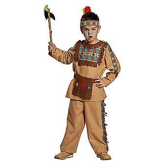 Indianer Western Rothaut Kinderkostüm