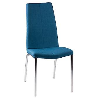 Wellindal Upholstered Metal Chair Carla (Furniture , Chairs , Chairs)