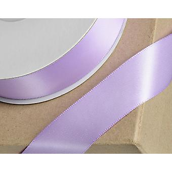 10mm Lilac Satin Ribbon for Crafts - 25m   Ribbons & Bows for Crafts
