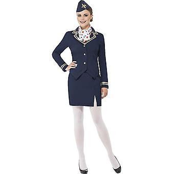 Airways attendent drakt