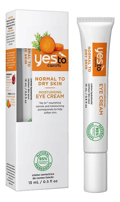 Yes To Carrots Moisturizing Eye Cream