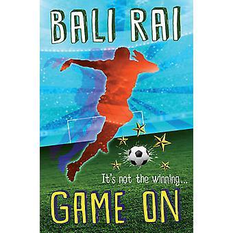 Spel op door Bali Rai - 9781781124482 boek