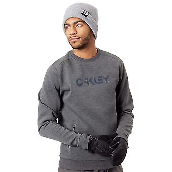 Oakley Forged Iron Crewneck Scuba Snowboarding Sweater