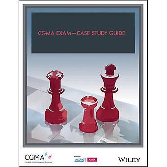 CGMA Exam - Case Study Guide by AICPA - 9781941651575 Book