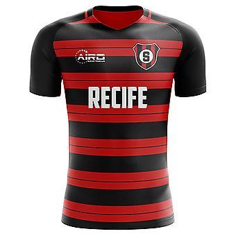 2019-2020 Sporting Recife Home Concept Football Shirt - Kids