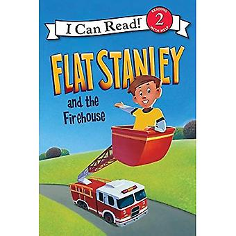 Flat Stanley and the Firehouse (I Can Read - Level 2
