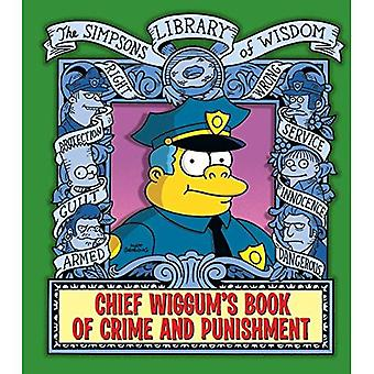 Chief Wiggums Book of Crime and Punishment