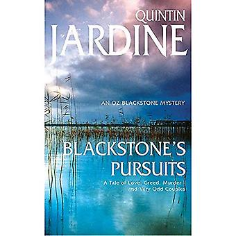 Blackstone's Pursuits (Oz Blackstone Mysteries)