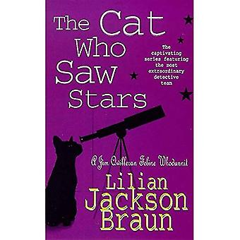The Cat Who Saw Stars (A Jim Qwilleran Feline Whodunnit)