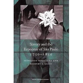 Slaveri och ekonomin i Sao Paulo, 1750-1850 (samhällshistoria)