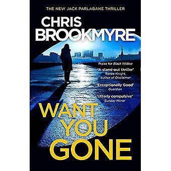 Want You Gone - Jack Parlabane